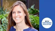 An image of Elizabeth Yaros smiling.
